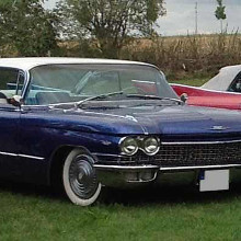 Cadillac DeVille Coupe